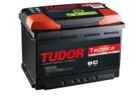 Batería TUDOR TECHNICA TB455 12V 45AH 300A