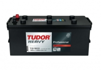 Batería TUDOR PROFESSIONAL TG1355 12V 135AH