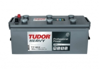 Tudor PROFESSIONAL POWER 12V 120Ah