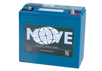 Batería AGM MOVE MPX 20-12 12V 26Ah AGM