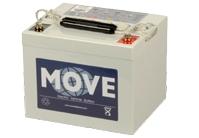 Batería AGM MOVE MPA 50-12 12V 50Ah