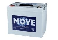Batería AGM MOVE MPA 85-12 12V 85Ah