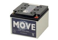 Batería GEL MOVE MPG 25-12 12V 25Ah