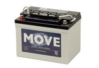 Batería GEL MOVE MPG 30-12 12V 30Ah