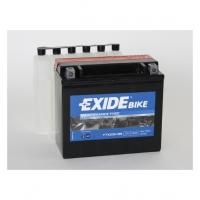 EXIDE MOTO AGM ETX20CH-BS 12V 18Ah