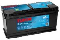 TUDOR AGM TK1050 12V 105Ah 950A
