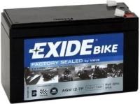 EXIDE MOTO AGM 12-7F 12V 7 Ah