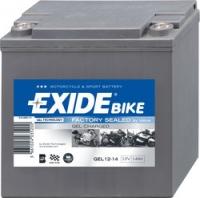 EXIDE MOTO GEL 12-14 12V 14Ah