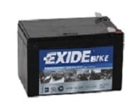 EXIDE MOTO AGM 12-12F 12V 12Ah
