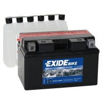 EXIDE MOTO AGM ETZ10-BS 12V 8,6Ah MAINT.FREE