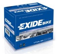 EXIDE MOTO AGM ETX4L-BS 12V 3Ah MAINT.FREE