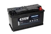 EXIDE DUAL AGM EP 800 12V 92 Ah 850 A