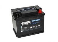 EXIDE DUAL AGM EP 500 12V 60 Ah 680 A