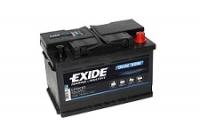 EXIDE DUAL AGM EP 600 12V 70 Ah 760 A