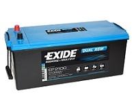 EXIDE DUAL AGM EP 2100 12V 240 Ah 1200 A