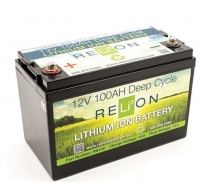 BATERIA DE ION LITIO RB 100 12,8V 100 Ah