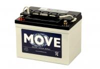 Batería GEL MOVE MPG 90-12 12V 90Ah