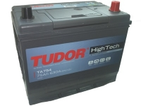 atería Tudor HighTech TA754 12V 75Ah 630A