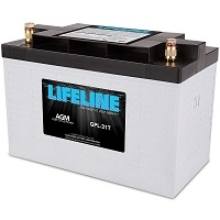 Bateria Lifeline GPL-31T 12V 105Ah