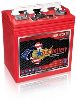US BATTERY 8V GC XC3
