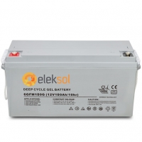 Bateria ELEKSOL Gel 6GFM180G 12V 180Ah