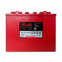 Batería Rolls 12-FS-GC-HC 12V 155Ah