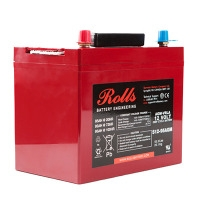 Batería Rolls S12-95AGM 12V 85Ah
