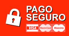 Pago seguro - La caixa - Visa - Mastercard